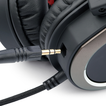 Redragon H710 Helios Wired Gaming Headset - 7.1 Surround Sound - Memory Foam Ear Pads - 50MM Drivers - Detachable Microphone 4