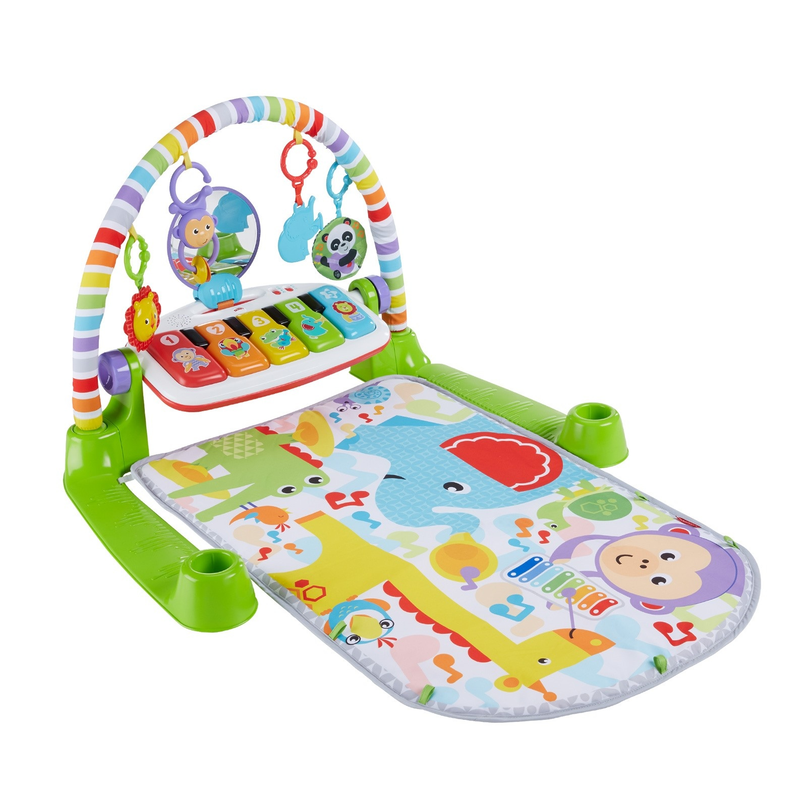 Ebebek Fisher Price Turkish Deluxe Gym Center With Piano