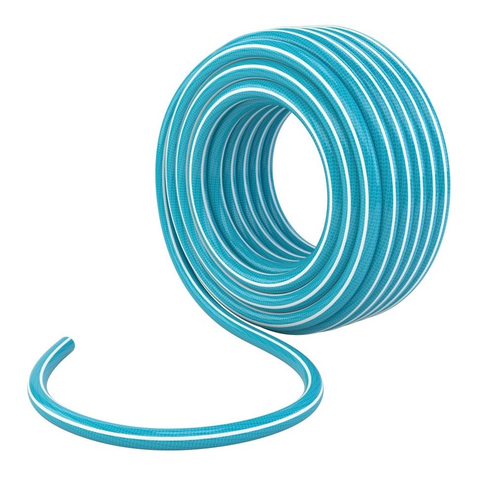 Reinforced hose PALISAD 67637 (50 m length, diameter 1/2 inch, PVC) hose поливочный green apple gwgh1 034 length 50 m diameter 12mm 1 2 inch