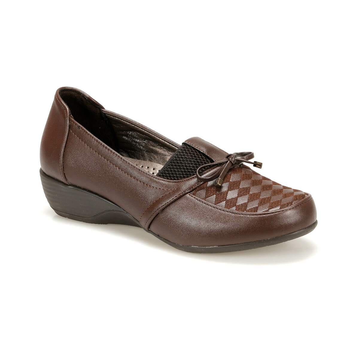 FLO 72. 156967.Z Brown Women 'S Shoes Polaris