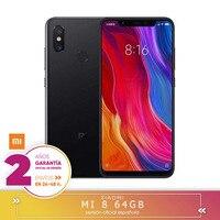[공식 스페인어 버전 보증] xiao mi mi 8-smartphone 듀얼 sim 6.21