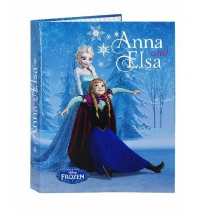 FOLDER FOLIO 4 ANIMIXTAS FROZEN