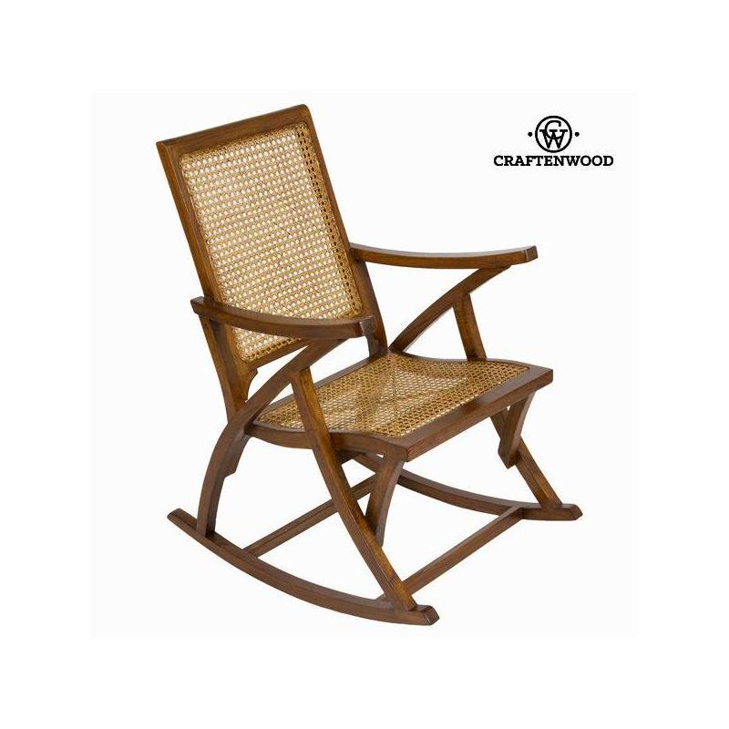 Rocking Rattan (90x75x57 Cm) By Craftenwood
