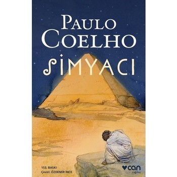 """Alchemist-Paulo Coelho """" turkish """"zarezerwuj nocleg tanie i dobre opinie Can Yayınları Dla dorosłych TR (pochodzenie)"""