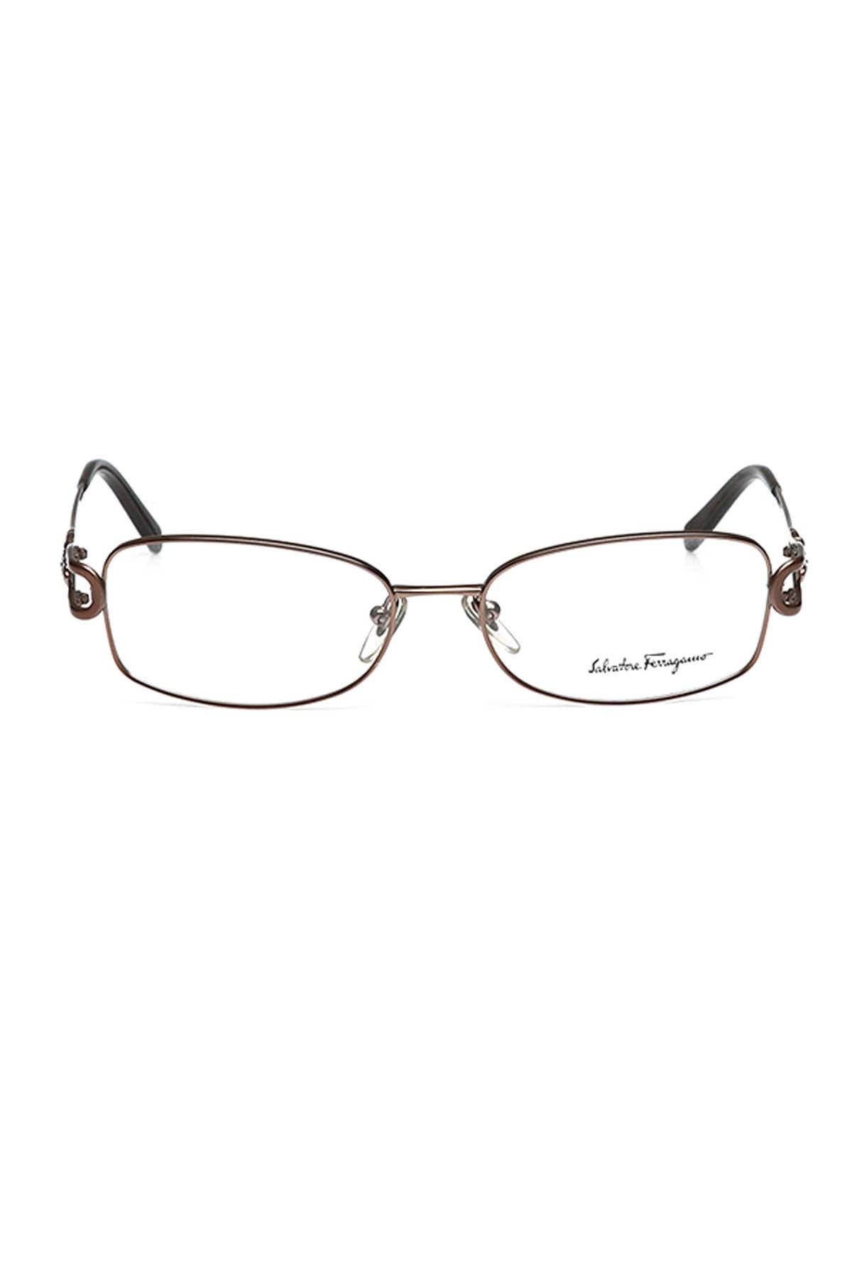Markamilla Vrouwen Leesbril Frame Demo Bril Eyewear Transparante Hoge Kwaliteit Womensalvatore Ferragamo Sf 1808B 656 52