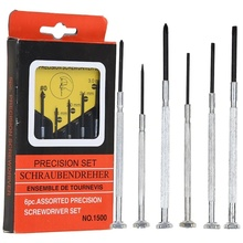 Mini Jewelers And Watchmakers For 6 Pieces Screwdriver Set 431615585