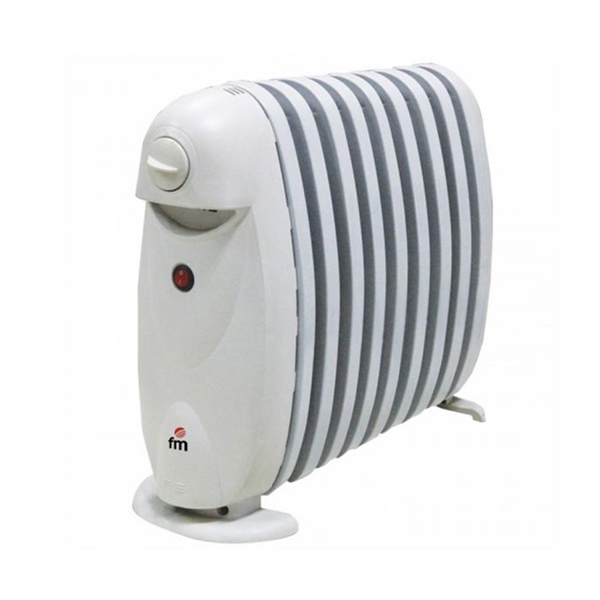 Oil-filled Radiator (9 Chamber) Grupo FM R9-MINI 1000W White