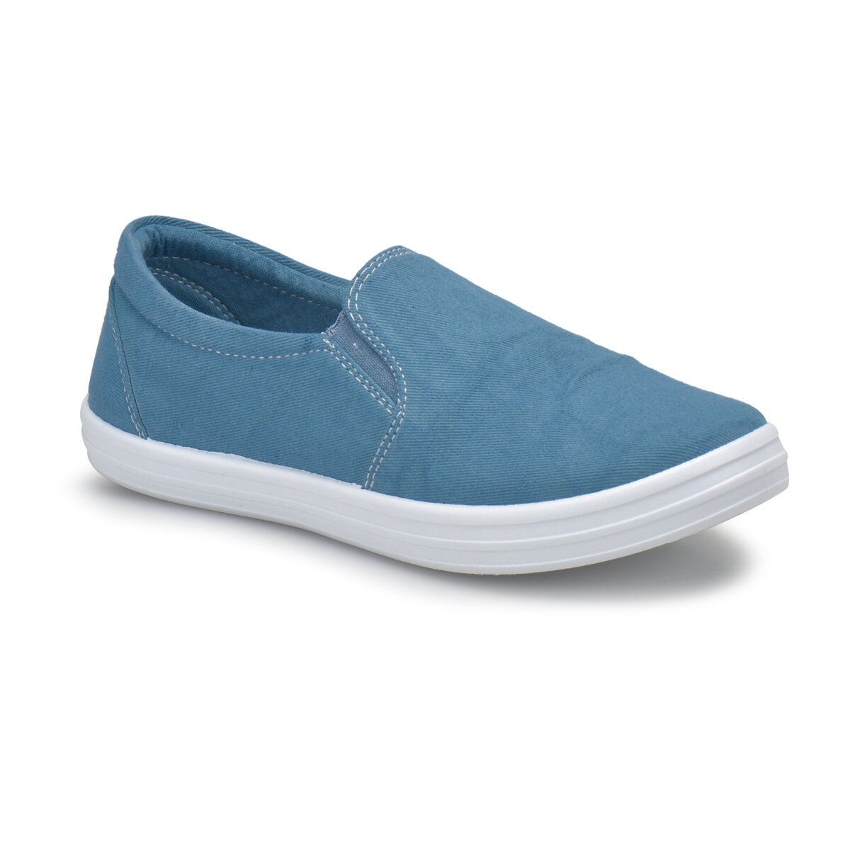 FLO 71.354926.Z Blue Women 'S Slip On Shoes Polaris