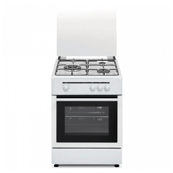 Gas Hob Vitrokitchen 222250 1800W 50 X 55 X 85 White