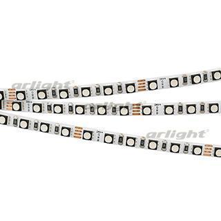 025707 tape mini-120-24v RGB 5mm (3535, 5 m, Lux) Arlight 5m
