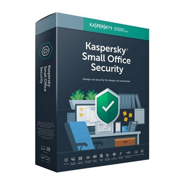 Spanish Company Antivirus Kaspersky KL4541X5EFS-20ES