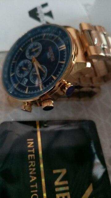 -- nibosi militar chronograph