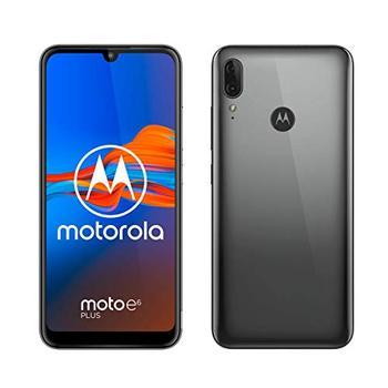 Перейти на Алиэкспресс и купить Motorola Moto E6 Plus (6,1 дюймmax vision экран, 13 МП Двойная камера, 32 ГБ/2 ГБ, Android 9,0, две sim-карты) серый + чехол
