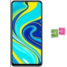 1x tempered glass Protector for for XIAOMI REDMI NOTE 9S Generico not cover the entire screen «see INFO»