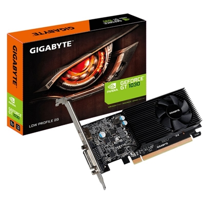 Graphics Card Gigabyte ITGPE50507 VGA NVIDIA GeForce GT 1030 LP 2 GB DDR5