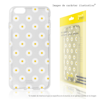 FunnyTech®Silicone Case for Xiaomi Mi 9 SE l spring mini-margaritas transparent