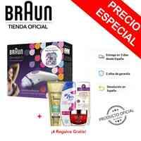 Braun Silk-expert 3 IPL BD 3006 laser hair remover IPL Braun laser hair remover permanent Braun 3006 laser hair removal IPL 3006