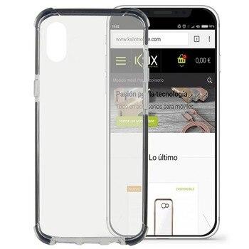Чехол для мобильного телефона Iphone X Flex Armor прозрачный