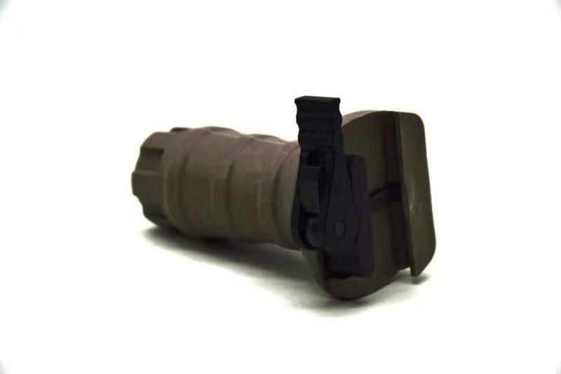 Image 3 - XPOWER TANGODOWN Handle Grip Short For CS Sports AEG Airsoft Air Guns Pistol Paintball Accessories Gen9 Jinming9-in Paintball Accessories from Sports & Entertainment
