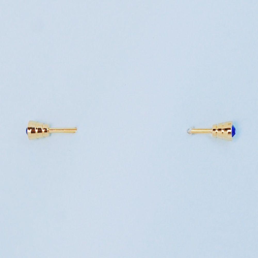 Collar Strap Blue Stone (52109)