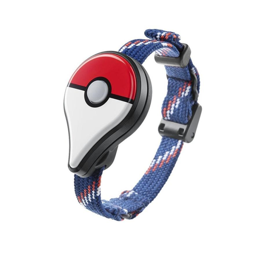 Bracelet Switch Pocket Charging-Band Auto-Catch Pokemon Bluetooth Go-Plus for Capturer