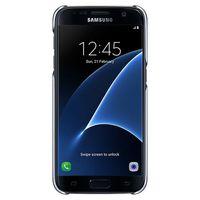 "Mobil kapak Samsung S7 temizle kapak EF QG930 5.1 ""şeffaf"