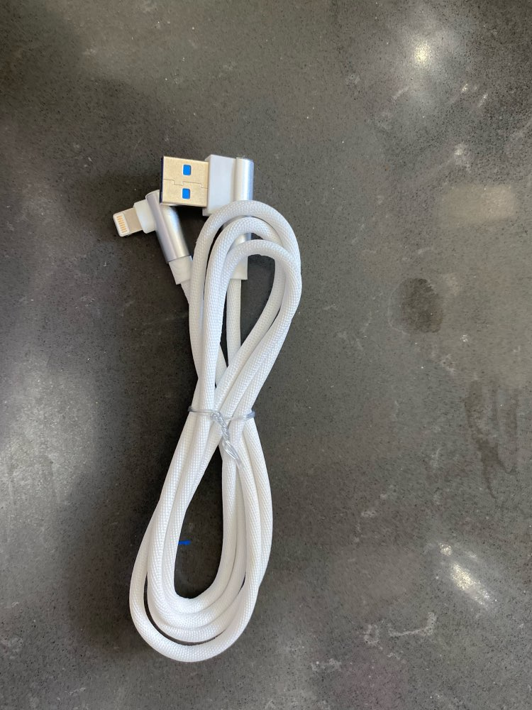 1M 2M 3M 90 Degree USB Data Charger Fast Cable for iPhone X XR XS MAX 5 5S SE 6 S 6S 7 8 Plus iPad Phone Origin long Cord Charge|Mobile Phone Cables|   - AliExpress