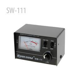 SURECOM SW-111 100 Watt SWR/Medidor DE POTÊNCIA para Rádio CB ANTENA