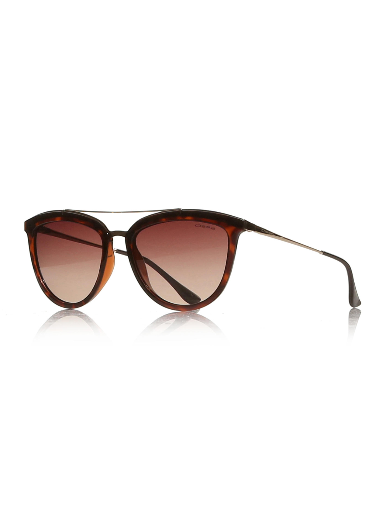 Unisex sunglasses os 2268 02 bone Brown unspecified 54 -- osse