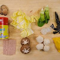 年菜 | 美极聚宝合家鲜的做法图解2
