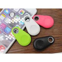 Mini GPS Smart Wireless Bluetooth 4.0 Anti Lost Tracking Alarm Finder Device Auto Car Pets Key Kids Motorcycle Tracker Track