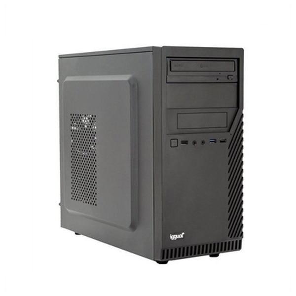 Desktop PC Iggual PSIPCH401 I3-8100 4 GB RAM 1 TB HDD Black
