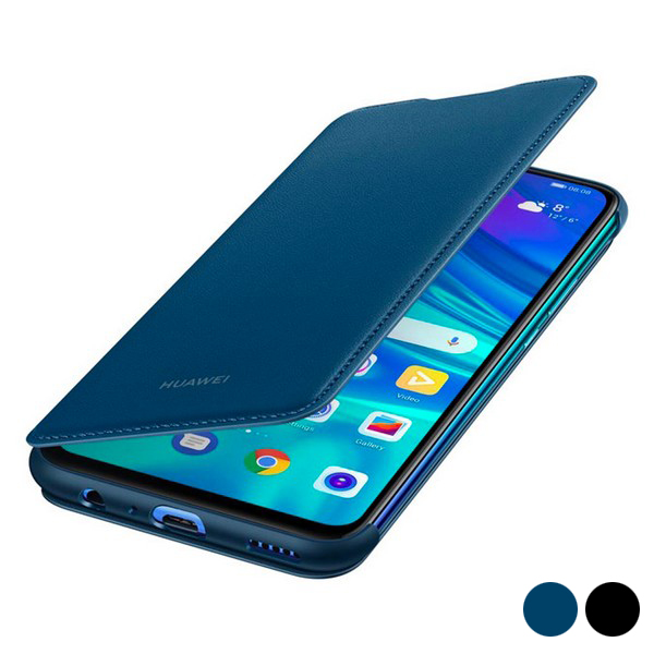Book Case P Smart 2019 Huawei Flip Cover Leather|  - title=