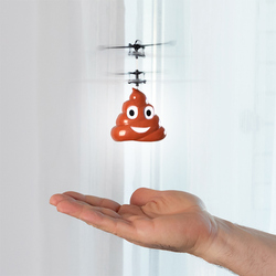 Flying Poop Helicopter