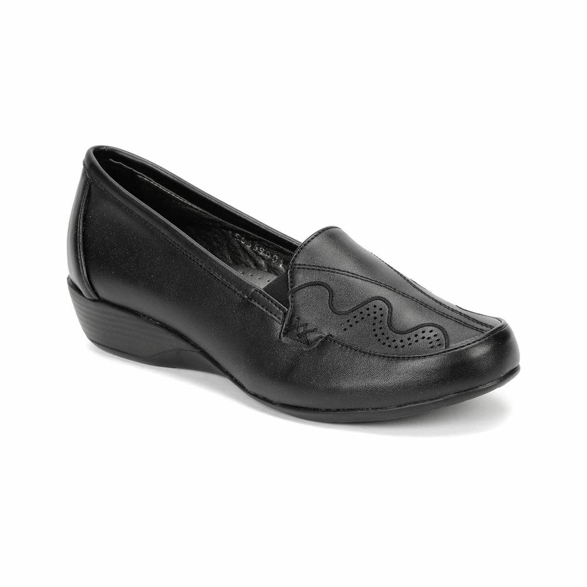 FLO 71.156559.Z Black Women 'S Classic Shoes Polaris