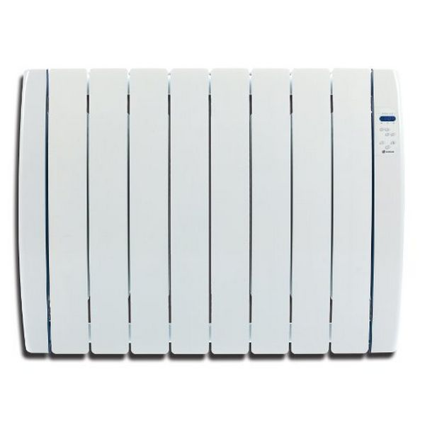 Oil-filled Radiator (8 Chamber) Haverland RC-8TT 1000W White