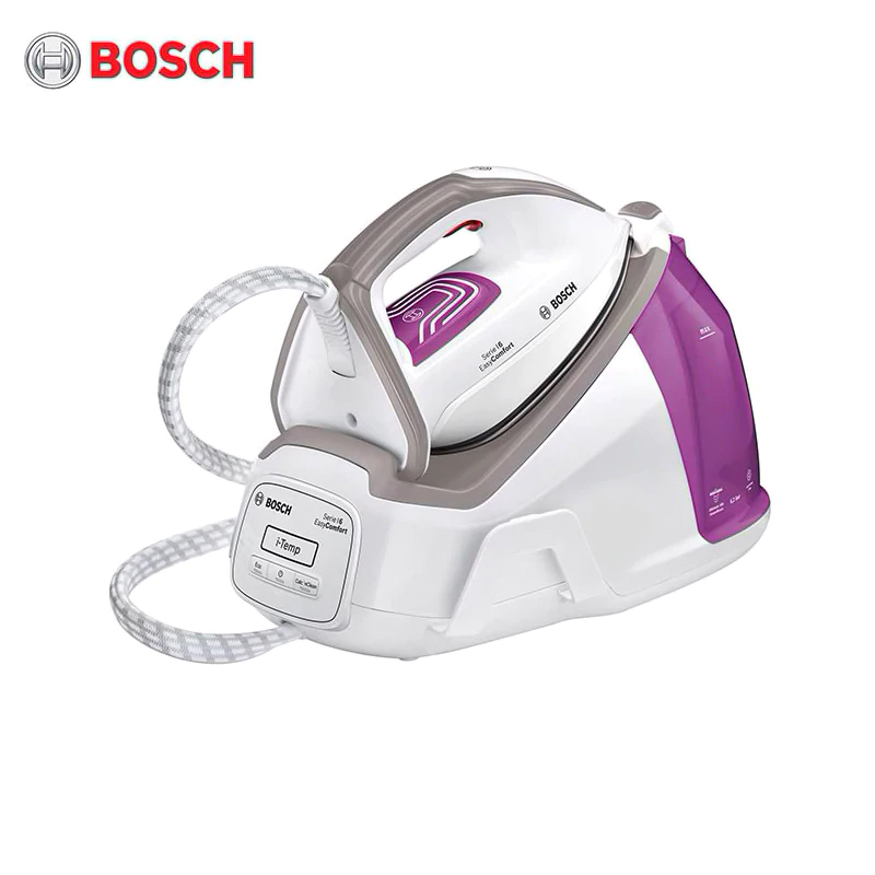 Steam Station Bosch TDS6140 steam generator iron for ironing garment laundry household appliances home steamer for clothes steam station russell hobbs 24420 56 handheld steamer for clothes steam generator for home steam cleaner home appliances steamer vertical