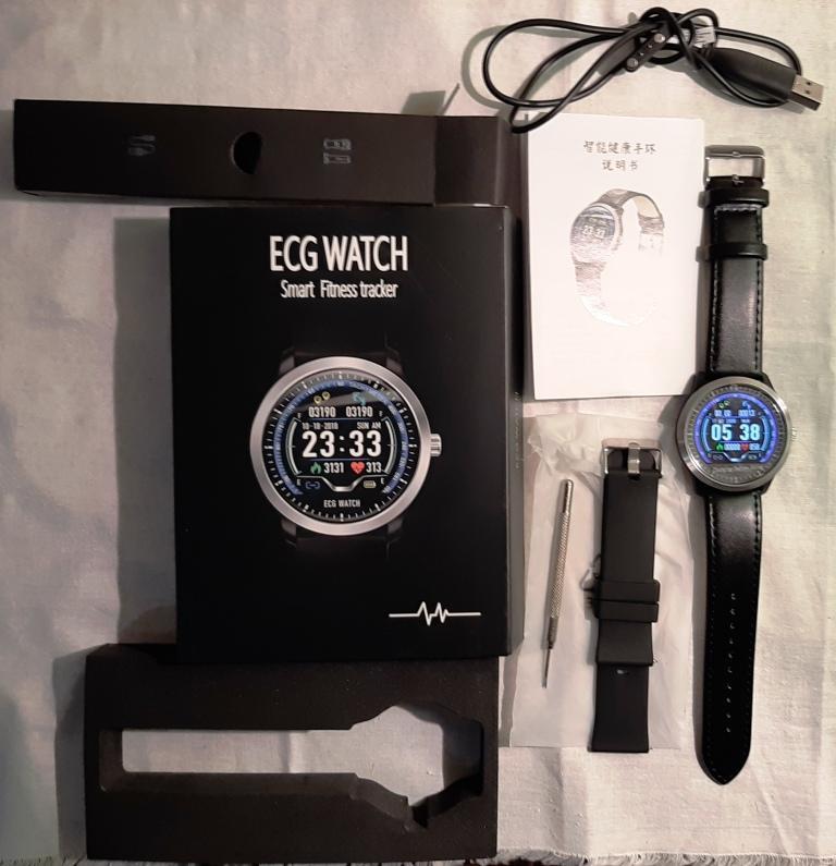 -- Inteligente Eletrocardiograph Monitor