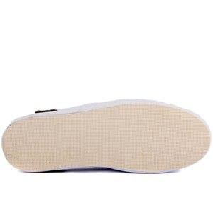 Image 5 - Sail Lakers/мужские тапочки на резиновой подошве из натуральной кожи; Тапочки на плоской подошве; Модные роскошные Лоферы без застежки; zapatos de mujer; женская обувь