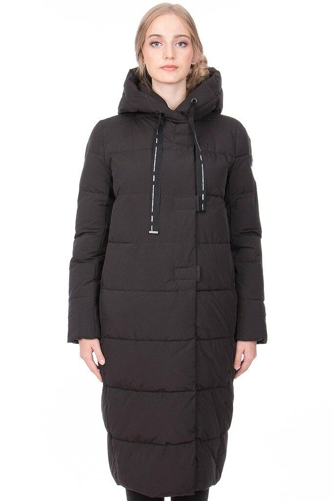 Пальто Towmy 2331_Р (Черный 001)|Куртки| | АлиЭкспресс