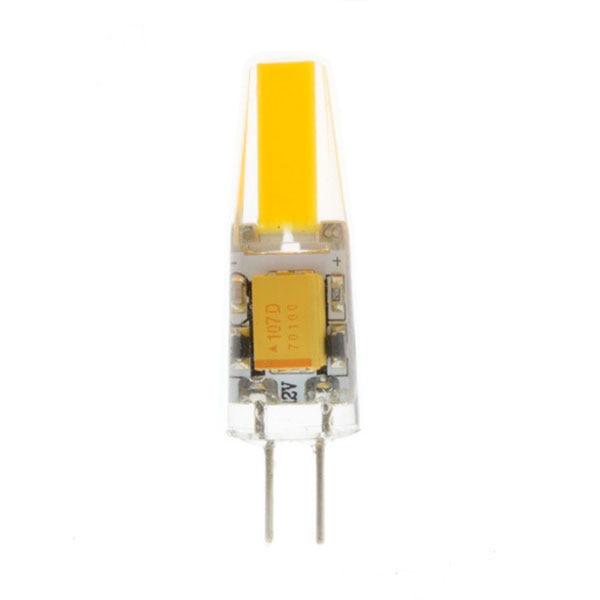 Led bulb G4 2W 3000K warm white COB gc e14 3w 170lm 3000k 64 3014 smd led warm white light corn bulb ac 90 240v