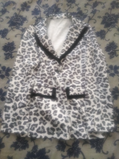 Echoine Leopard print Women suit Autumn Long Sleeve Jacket Ladies Blazer Set OL pant suits for women Club Outfits costume femme reviews №5 75488