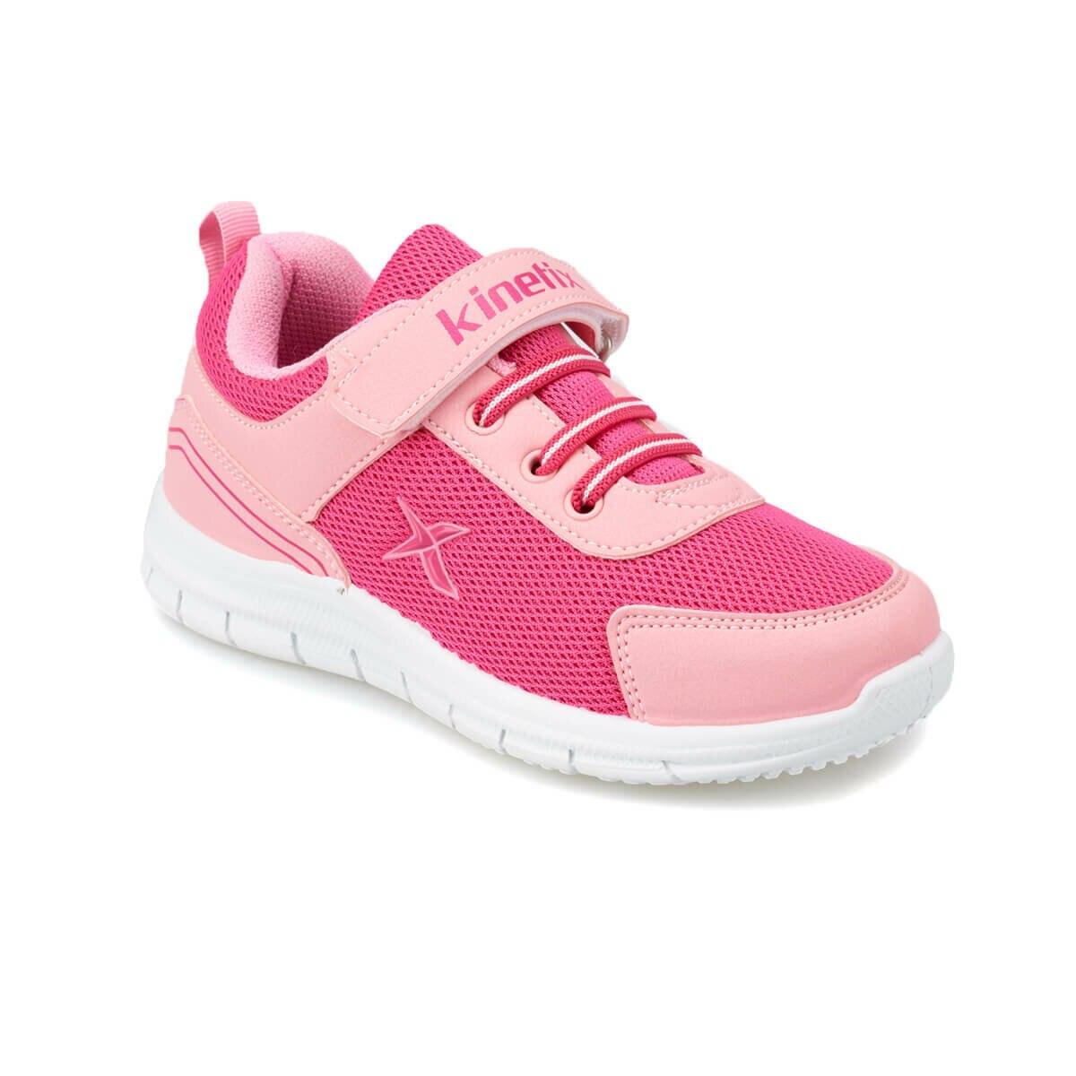 FLO ROGER Fuchsia Female Child Running Shoes KINETIX