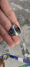 Купить кольцо из серебра для мужчин на Алиэкспресс