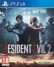 PS4 RESIDENT EVIL 2 REMAKE