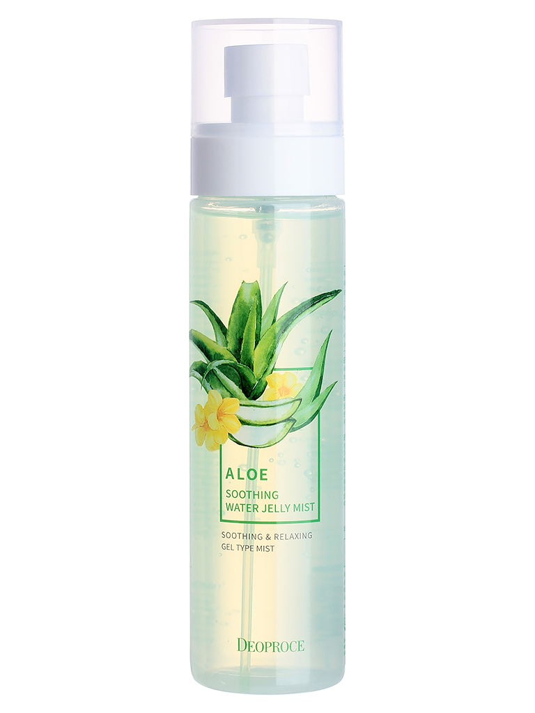 DEOPROCE ALOE SOOTHING WATER JELLY MIST