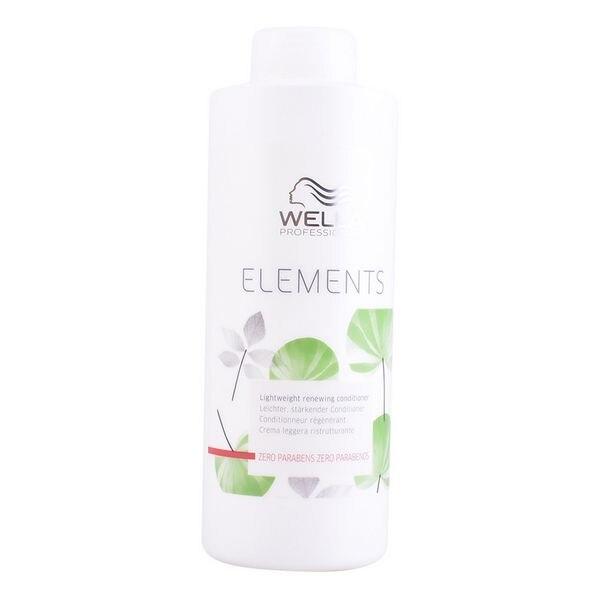 Repairing Conditioner Elements Wella (1000 Ml)