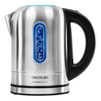 Kettle Cecotec ThermoSense 290 Steel 2200W 1 7L Stainless steel|Electric Air Pots| |  -