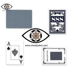Маркированные аксессуары для карт, волшебное шоу