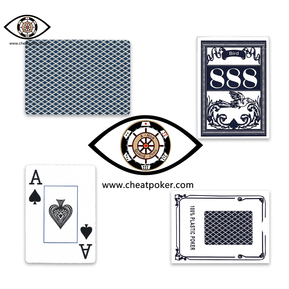 Marked Cards, Invisible Marked Cheat Poker For Contact Lenses, Contact Us Before Order